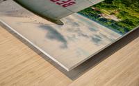 Beebe, AR | Water Tower Wood print