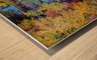 Leoma, TN | Wilburn Grist Mill Wood print
