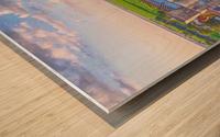 Carlisle, AR | Stratton Seed  Wood print