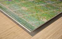 Lonoke, AR   Rabs Field Artistic Wood print