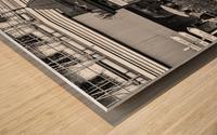 Paris - Newsstand Wood print