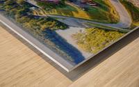 Clarendon, AR | Water Tower Wood print
