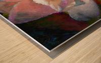Magnolia Grandiflora Impression Wood print