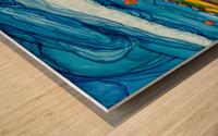 Elysian Wood print