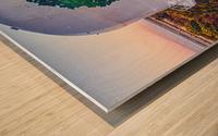 Lonoke AR   Painted Water Tower 2017 Wood print