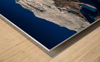 LakeLouiseCanoes Wood print