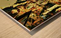 The Elves of LRT 1 Wood print