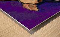 TACO & LIME Wood print
