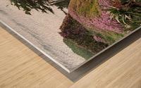 Nature Creates Wood print