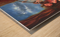 Pizzicato Wood print