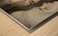 Mannequin Dreams Wood print