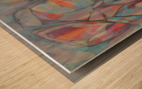 Blossoms -3 Wood print