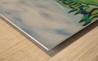 A New Arcadia Wood print