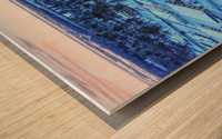 Lonoke, AR | Snowday! Wood print