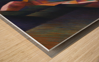 Roundism – 18-01-18 Wood print