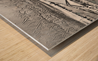Vilonia Water 1 Wood print