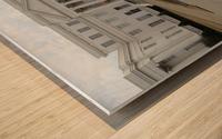 ALABAMA ARCHIVES BUILDING Wood print