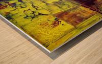 What Lies Beneath Wood print