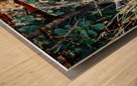 Kifaru Wood print