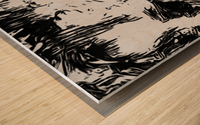 Consuming Wood print