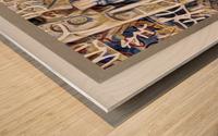 Luqas: Ang Patron ng mga Trasher Wood print