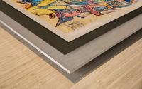 Salience Wood print