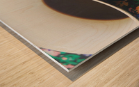 OFFICE Wood print