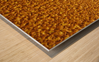 Wall Texture Wood print