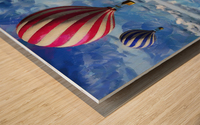 HC0250  Wood print