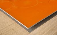 Vitamin C - Vitamine C Wood print