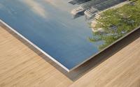 Waterfront Wood print