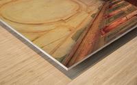 Papa Pio VI riceve il doge di Venezia Wood print