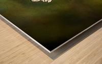 First One - La Premiere Wood print
