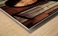 Diptychon des Maarten van Nieuwenhove Wood print