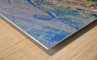 HIMALAYAN ROAD Wood print