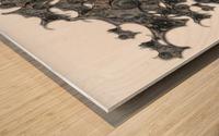 Memories Of Silent Creation Wood print