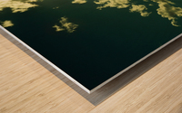 E (3) Wood print