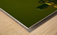 F (5) Wood print