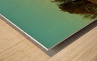 F (7) Wood print