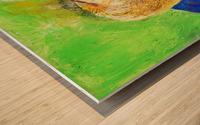 08.APPLE2014year oil on canvas 30X40 cm1500$ Wood print