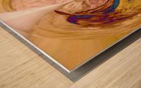 Antic_Surrender Wood print