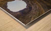 Benagil cave Wood print