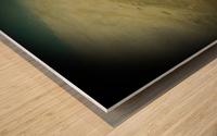 Another World - Un Autre Monde Wood print