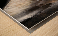 Arion Wood print