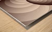 Spirally Wood print