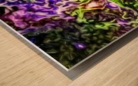 Singularity Wood print