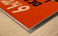 6 Hords De Nova Lisboa Huambo 1971 Wood print
