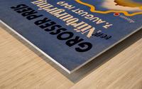 German Grand Prix Grosser Preis Vom Nurburgring 1949 Wood print