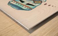 Addiction pt. 2 Wood print