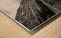 Escarpements Ecossais Impression sur bois